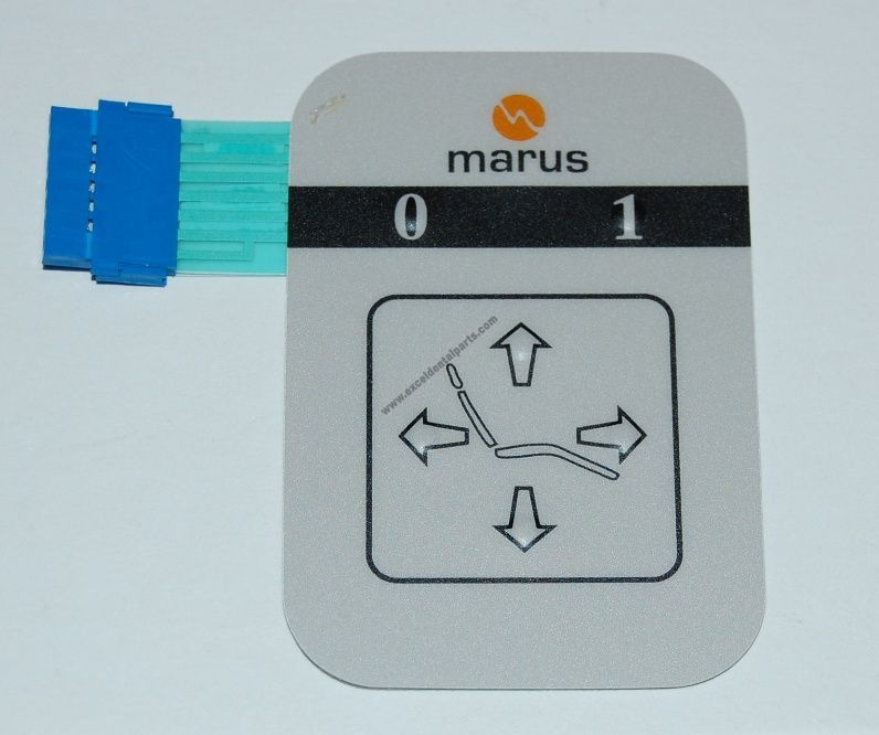 Touch Pad Membrane; Marus®