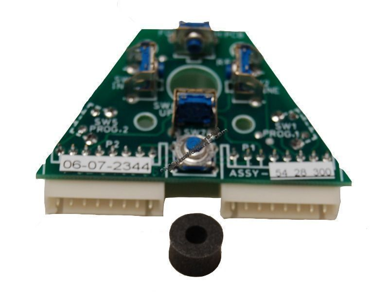 PCB Foot Switch Kit - Pelton & Crane® Chairman 5000, 5010, & 5090