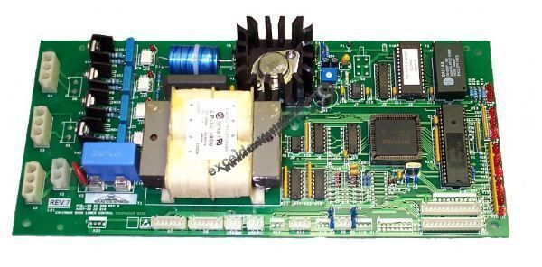 PCB Lower Control, Reconditioned - Chairman 5000 & 5010