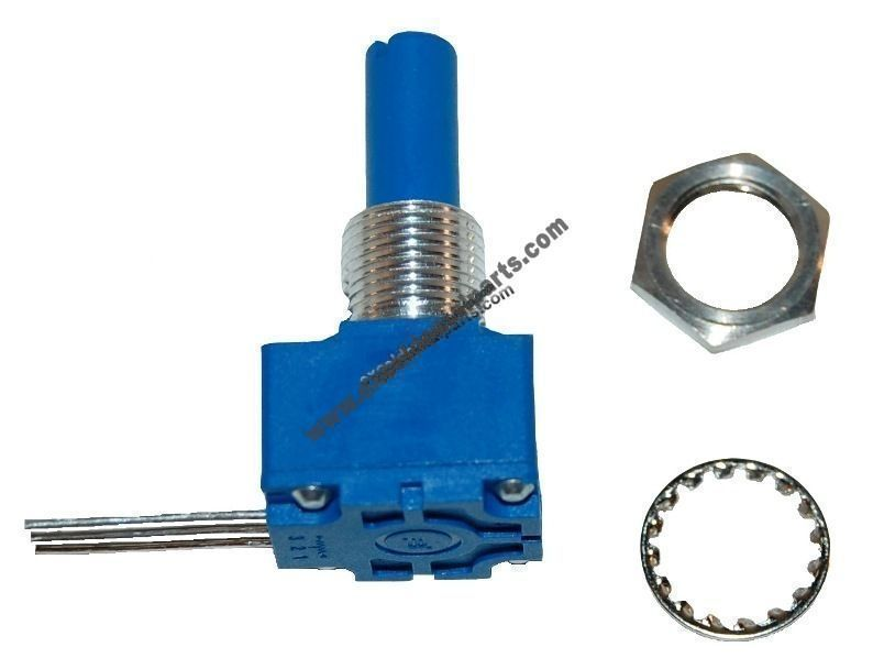 Lower Potentiometer; Pelton & Crane® (See Models Below)