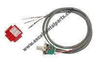Switch & Cable Assy; Pelton & Crane® Coachman Chair