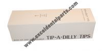 Disposable Tips Pelton & Crane® (boxes 200 straws)