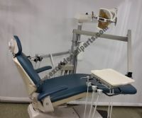 Operatory Package - Adec 1021 Chair with reconditioned Adec delivery w/ Adec telescoping vacuum arm, recond LFII Unit Mount Light