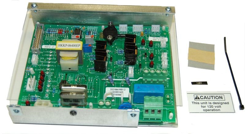 Kit Driver PCB 120V Reconditioned - Pelton & Crane® Validator+