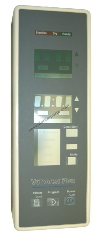 Recond Front Panel PCB Display Pelton & Crane® Validator+