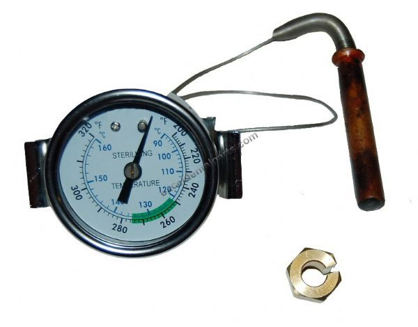 Gauge Temperature - Pelton & Crane®