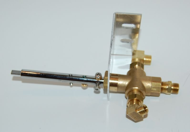 Multivalve Rt. Side w/o Switches ; Tuttnauer